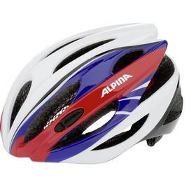 Alpina Cybric Pyöräilykypärä , valkoinen